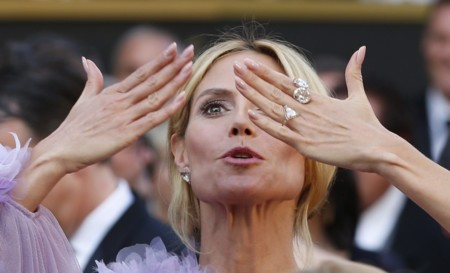 Las manicuras de los Oscars 2016
