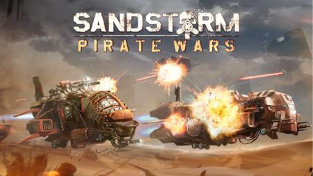 Ubisoft nos trae Sandstorm: Pirate Wars, su juego post-apocalíptico de piratas con naves de combate