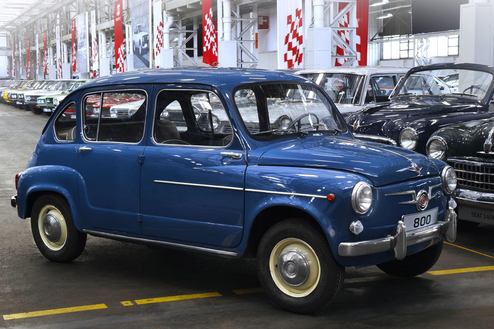 Foto de SEAT 600 (50 Aniversario) (36/64)