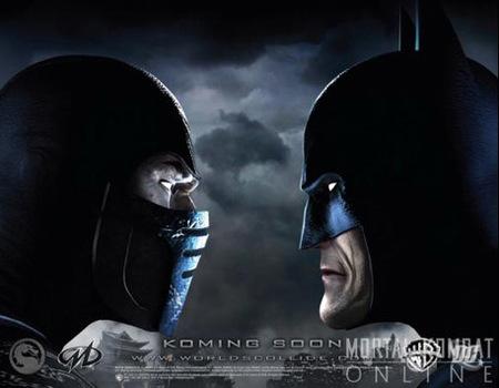 ¿Es ésta la lista completa de luchadores en 'MK vs DC'?