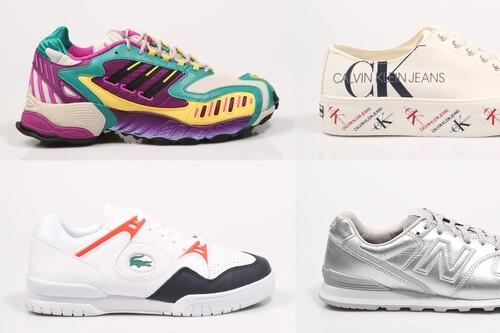 Mejores ofertas en zapatos y zapatillas en las rebajas de Mayka, con marcas como New Balance, Tommy Hilfiger o Adidas un 60% más baratas
