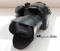 Panasonic Lumix GH4, análisis