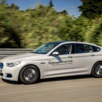 El prototipo movido por hidrógeno de BMW y Toyota comienza su fase de pruebas