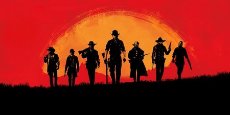 Red Dead Redemption 2 Concept Art
