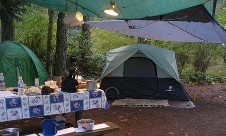 La opción del camping gana enteros en épocas de crisis