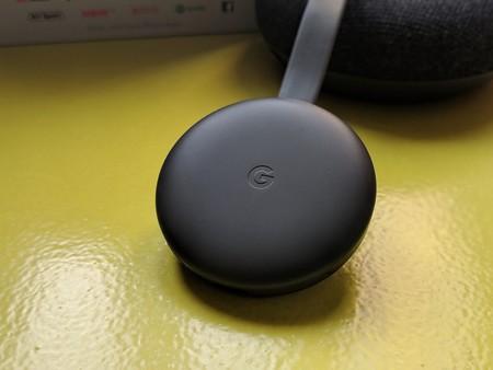 Detalle Logo Chromecast