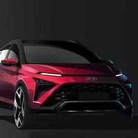 Hyundai prepara un MPV de siete pasajeros, además de Alcazar, para competir contra Suzuki Ertiga