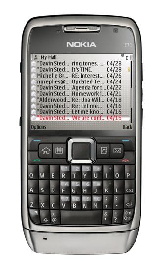 Foto de Nokia E71 (4/5)