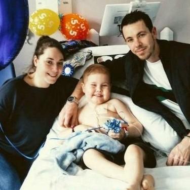 Récord de solidaridad: casi cinco mil donantes se registraron para salvarle la vida a un niño con leucemia