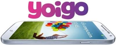 Precios Samsung Galaxy S4 con Yoigo