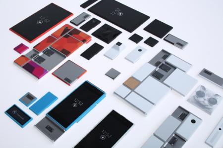 Así luce un móvil modular de Project Ara, en enero habrá  más información