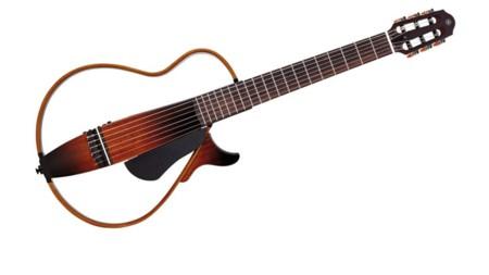 La Silent Guitar de Yamaha es la guitarra más silenciosa del mercado
