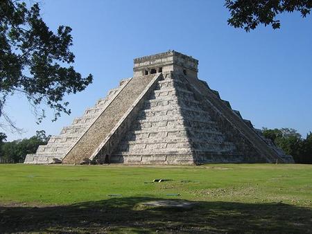 templo maya de Chichén Itzé