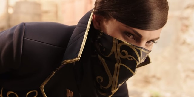 Dishonored 2 Trailer Real