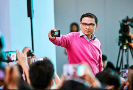 El presidente de HTC abandona el barco en uno de los momentos más delicados de la compañía