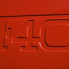 Foto 3 de 17 de la galería ferrari-f40-30-aniversario en Motorpasión