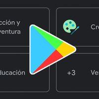 Google refresca el diseño de Play Store con un nuevo diseño para las categorías