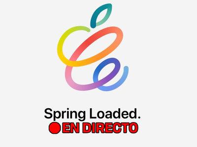Evento Apple 20 de abril: presentación oficial en directo