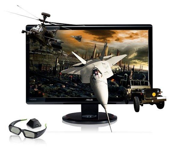 asus vg236h monitor 3D