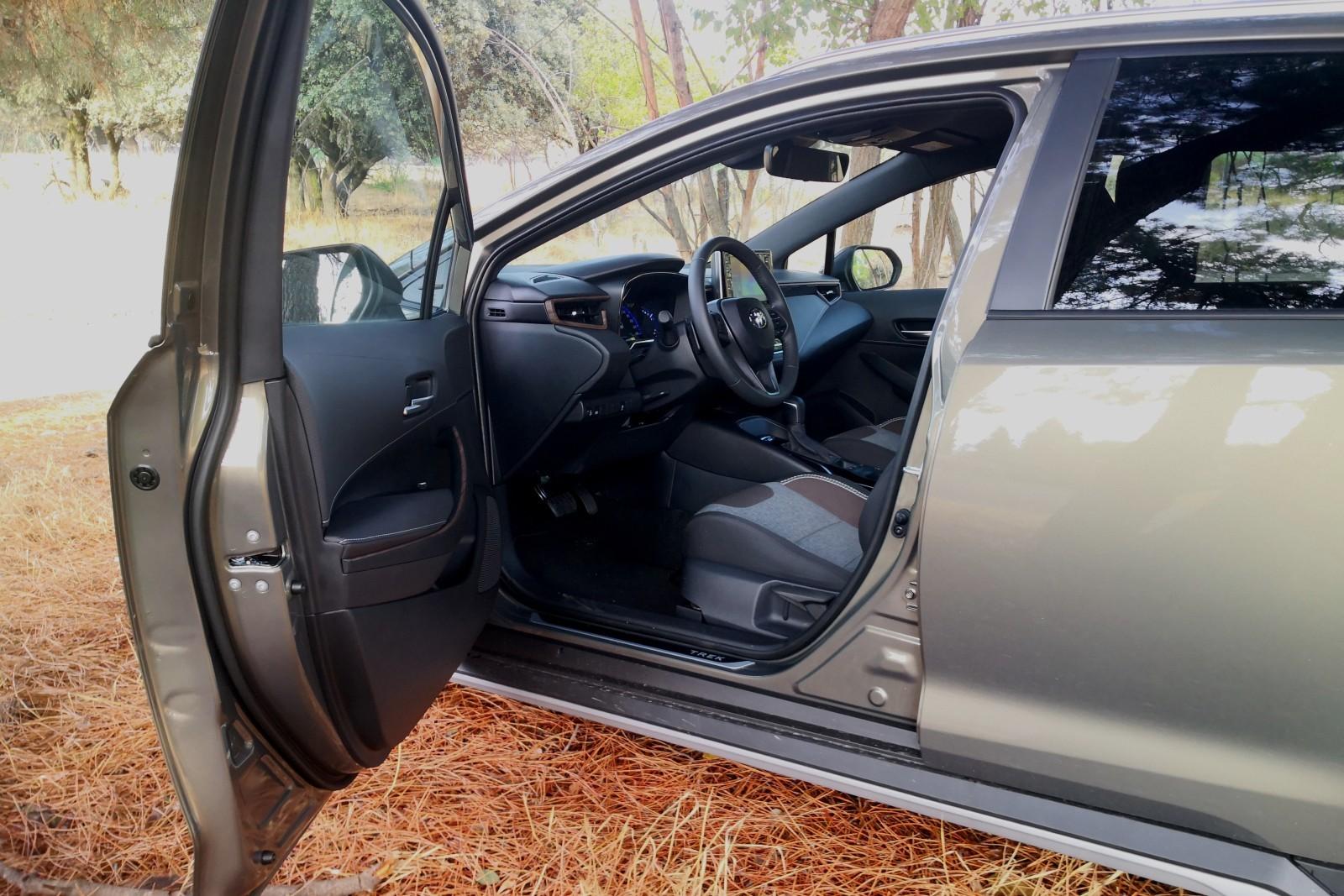 Foto de Toyota Corolla Trek - Imágenes interiores (7/18)