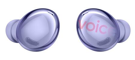 Los Galaxy Buds Pro siguen dejando pistas y ahora un vídeo en 360º nos enseña su aspecto por completo