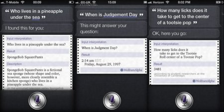 Apple iPhone 4S Siri