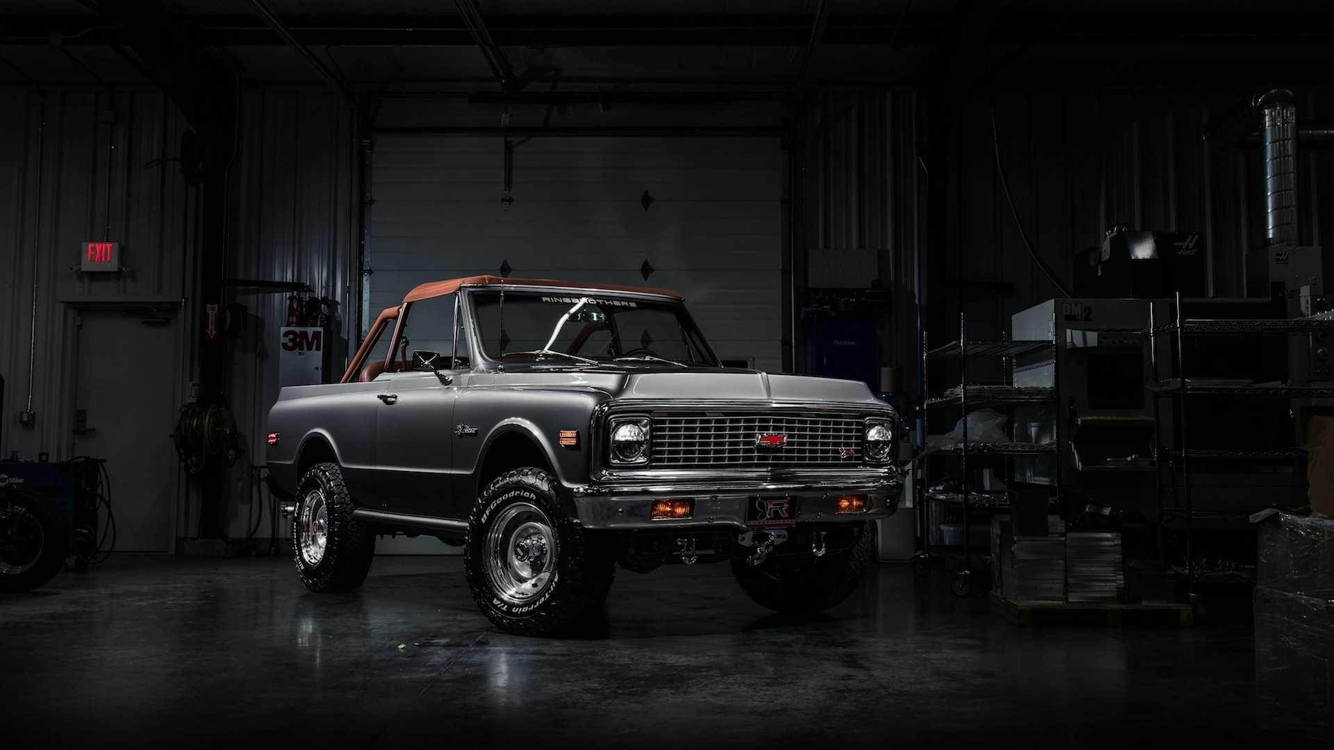 Foto de Ringbrothers Chevrolet K-5 Blazer 1971 (27/73)