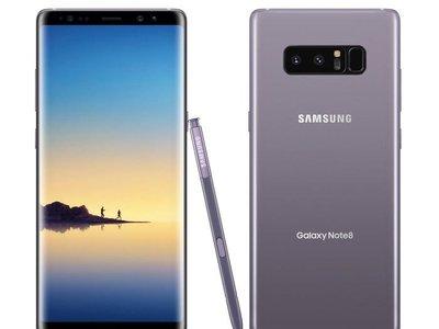 Samsung Galaxy Note 8: el mayor móvil sin marcos de Samsung quiere hacer las mejores fotografías