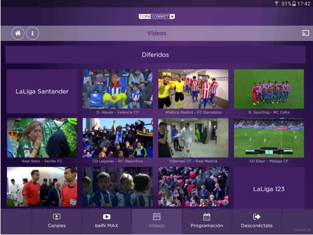Bein Sports Android