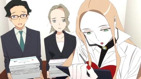El quinto capítulo de la miniserie Pokémon: Alas del Crepúsculo se centra en Olivia, la secretaria del presidente Rose
