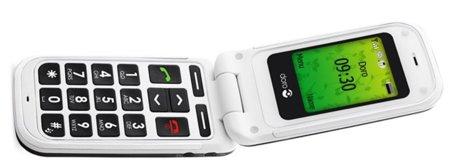 Orange Doro PhoneEasy 410s, nuevo terminal para mayores compatible con audífonos
