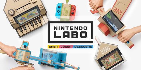 Nintendo confía en el potencial de Nintendo Labo y planea seguir apoyándolo en el futuro