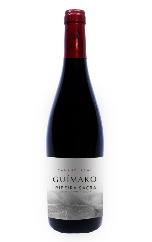 Guímaro Camiño Real 2018. DO Ribeira Sacra