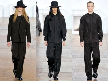 Dior Homme, Otoño-Invierno 2011/2012 en la Semana de la Moda de París