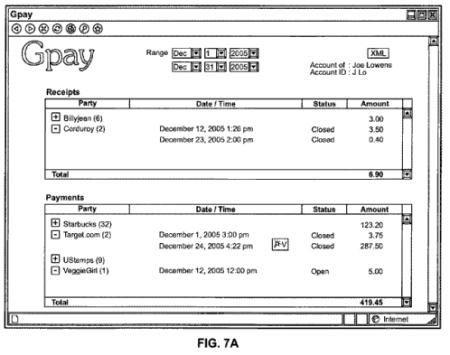 Gpay, patente de Google para hacer pagos con SMS