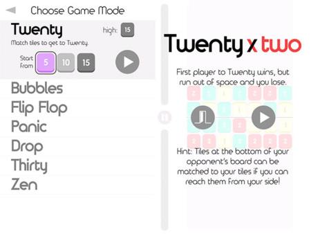Twenty App Game Ss