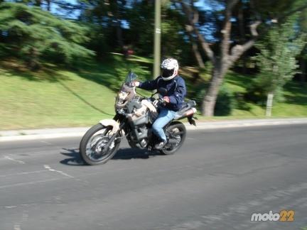 Yamaha XT660Z Tenere, la prueba (1/4)