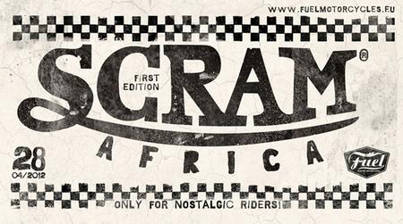 Scram Africa primera edición; la aventura por el desierto en clásicas