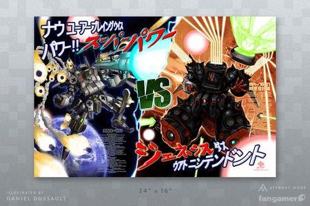 SNES vs. Megadrive