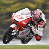 Kaito Toba lidera el recital japonés en el primer día de Moto3 en Sepang