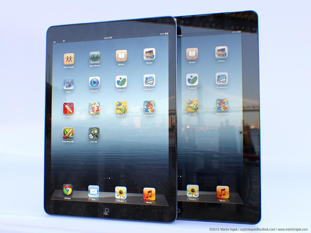 Foto de Mockup del iPad 5 (4/7)