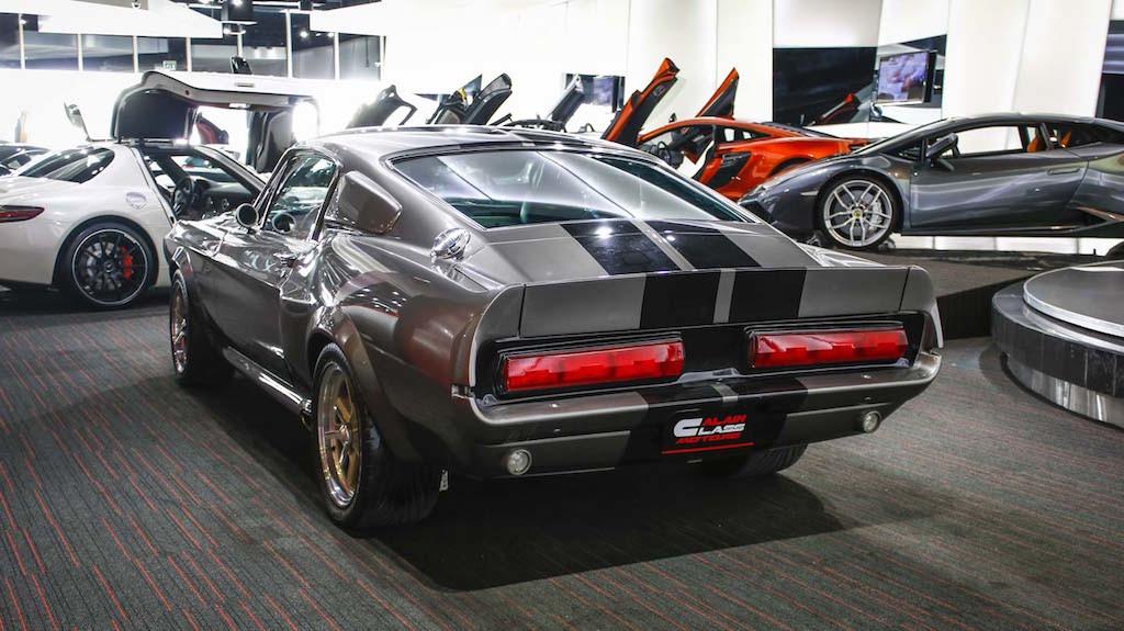 Foto de Ford Mustang Eleanor en venta (1/22)