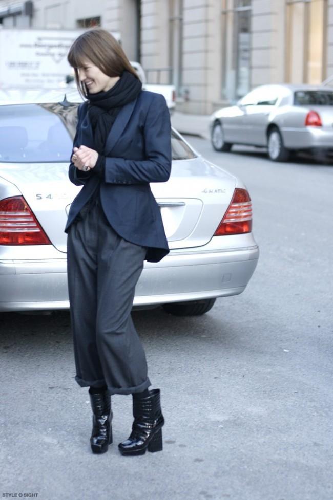 Foto de Looks de calle para estos días: vestidos e ideas para esta Nochevieja (10/12)
