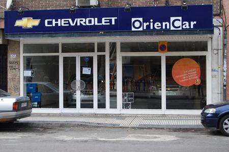 Concesionario Oriencar Chevrolet