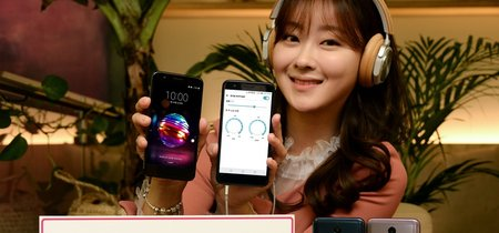 LG X4 +, el nuevo gama media de LG con certificación militar y compatible con LG Pay