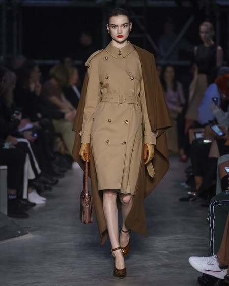 Burberry Autumn Winter 2019 Collection Look 49