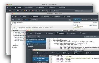 Firefox OS App Manager, el debugger que es la envidia de cualquier plataforma móvil