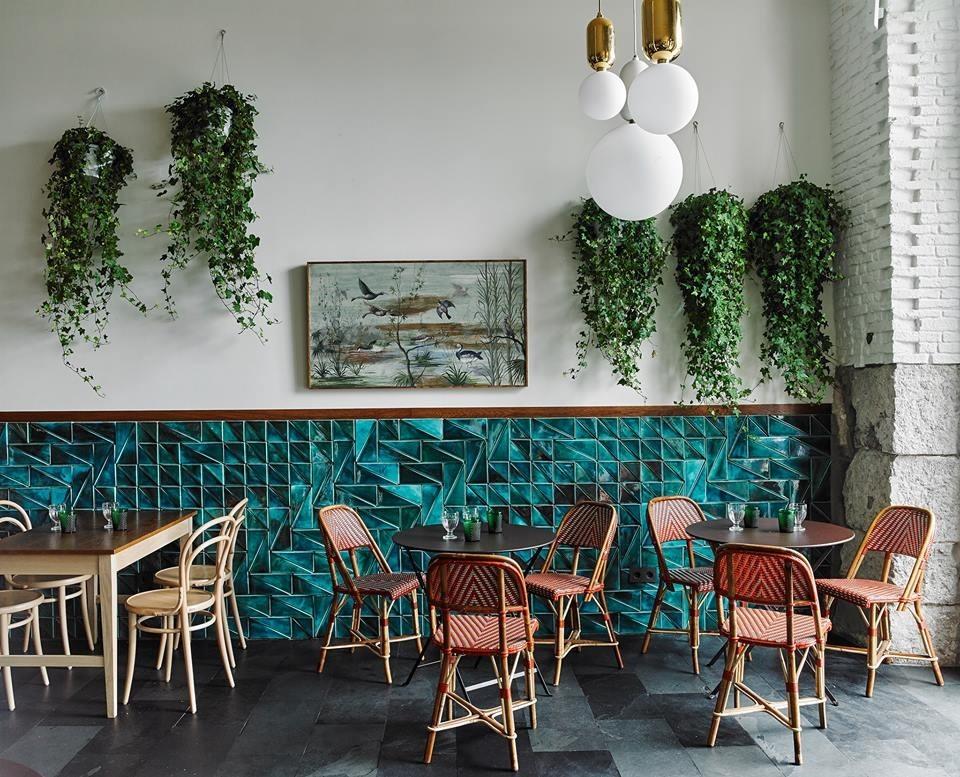El Italiano, un ecléctico y atractivo restaurante en Santander