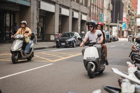 Las motos eléctricas de Gogoro se vienen a Europa: primera parada Amsterdam