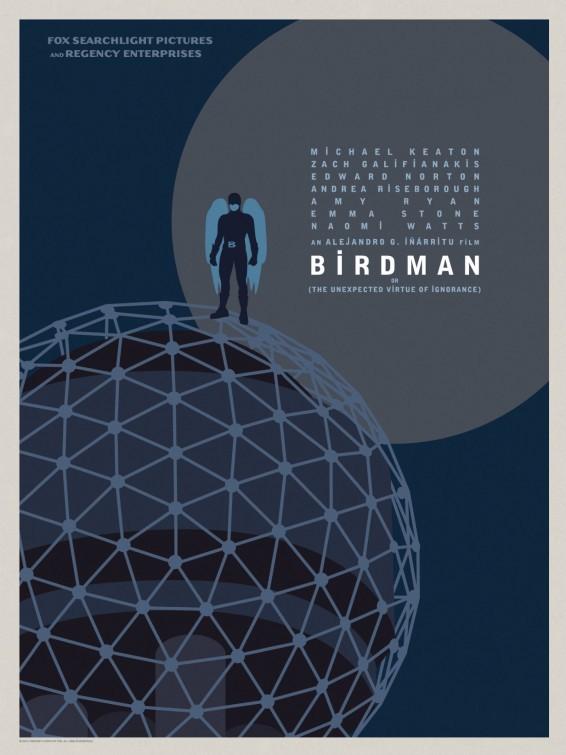Foto de 'Birdman (o la inesperada virtud de la ignorancia)', carteles (13/15)